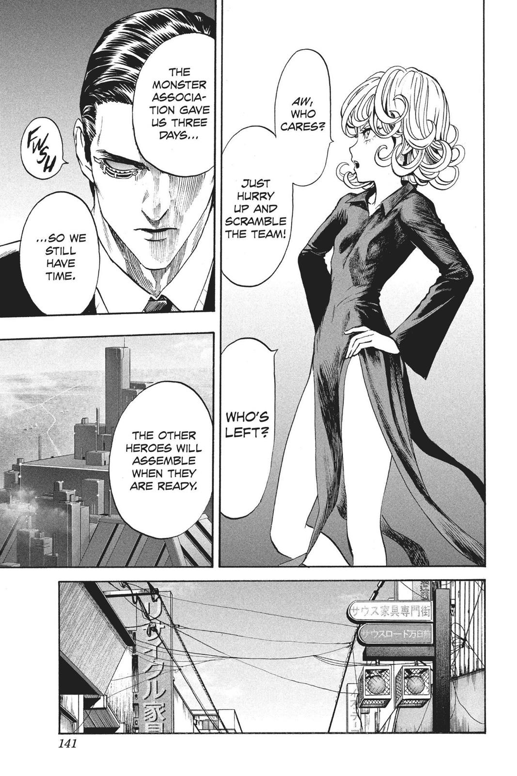 One-Punch Man, Chapter 86 image 013