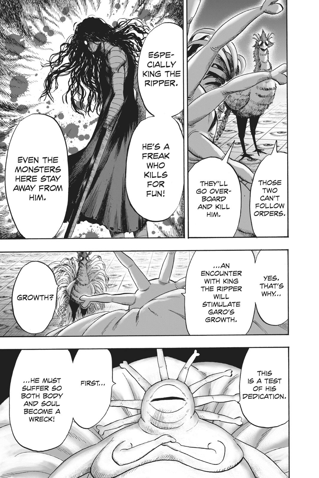 One-Punch Man, Chapter 89 image 021