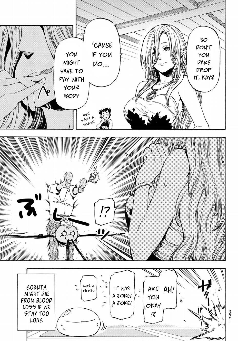 Tensei shitara Slime Datta Ken, Chapter 42 image 014