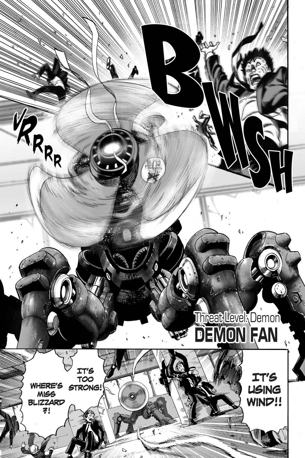 One-Punch Man, Chapter 20.6 image 011