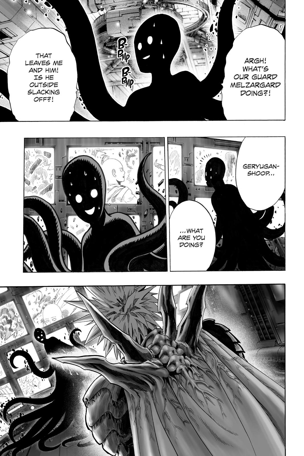 One-Punch Man, Chapter 32 image 047