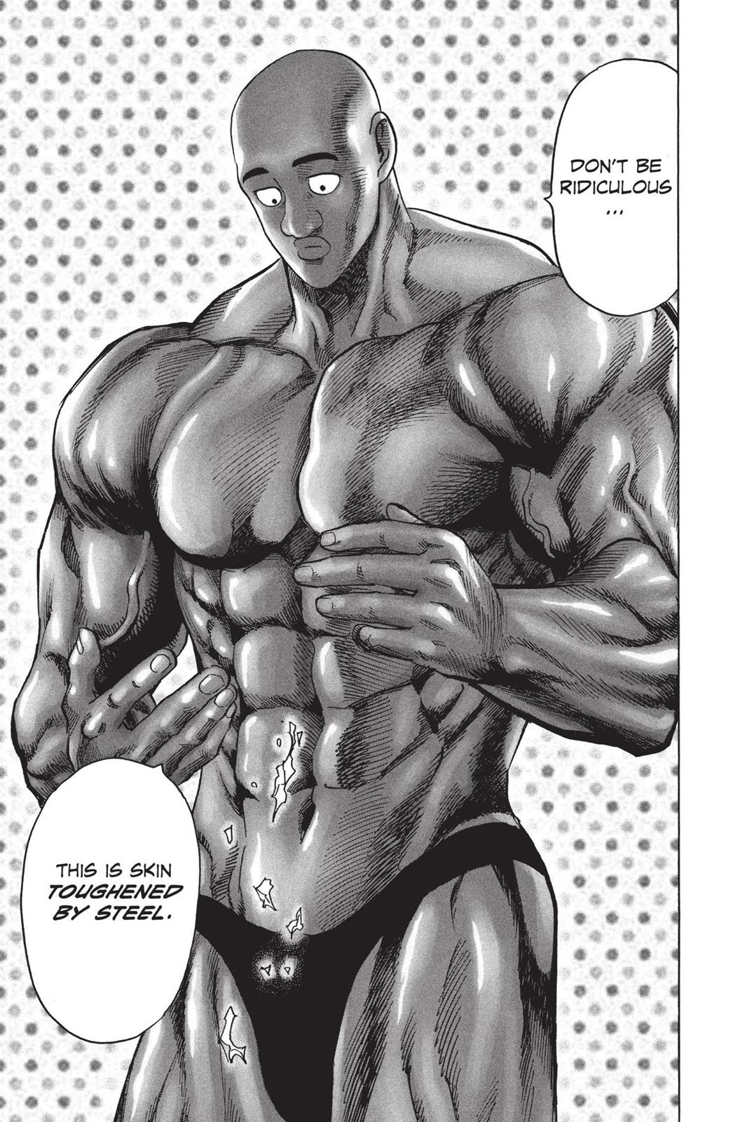One-Punch Man, Chapter 79 image 023