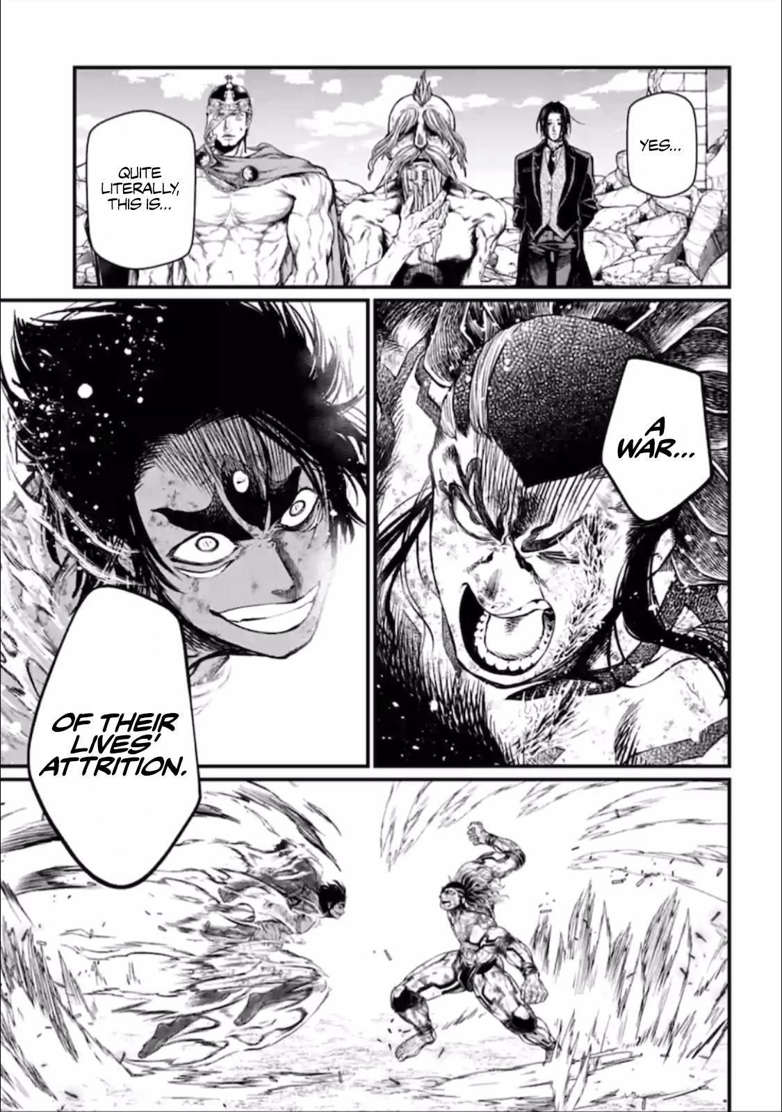 Shuumatsu no Valkyrie, Chapter 41 image 010