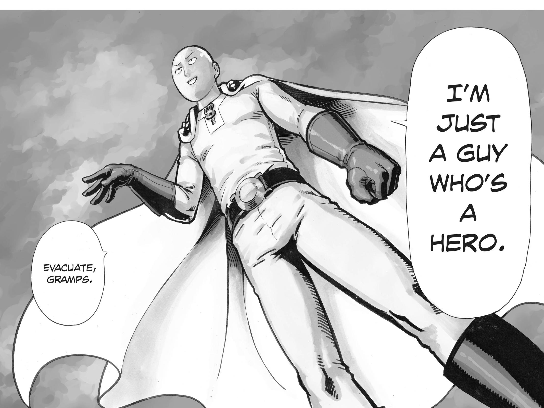 One-Punch Man, Chapter 21 image 056