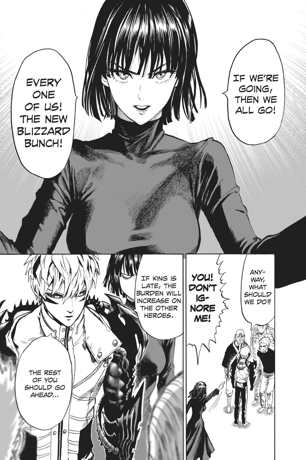 One-Punch Man, Chapter 95 image 073