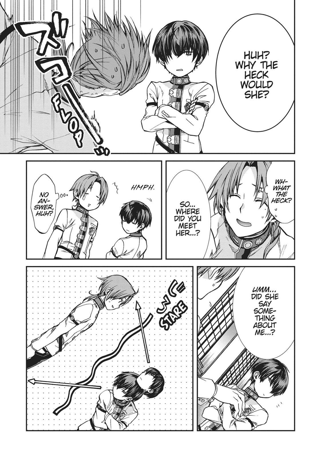 Mushoku Tensei, Chapter 55 image 017
