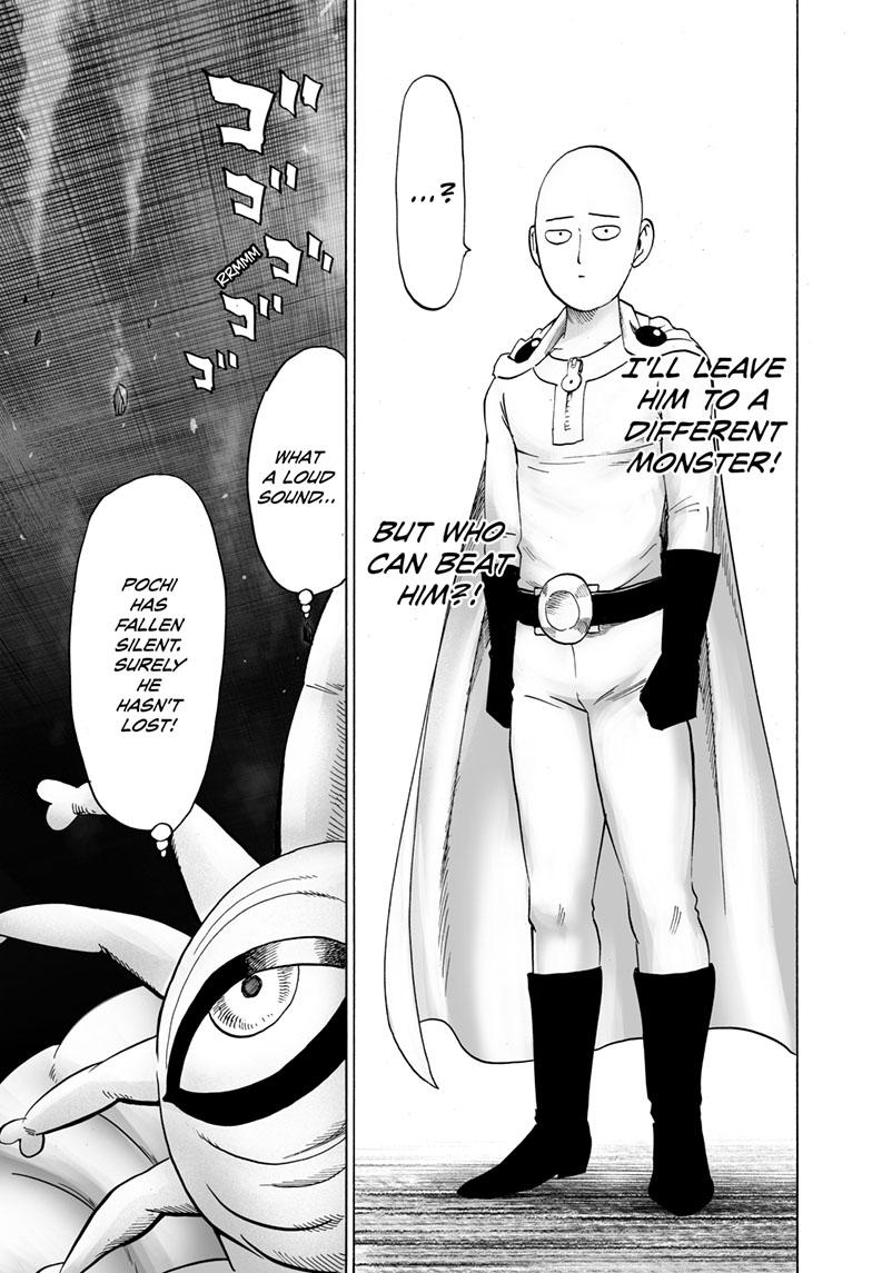 One-Punch Man, Chapter 104 image 030