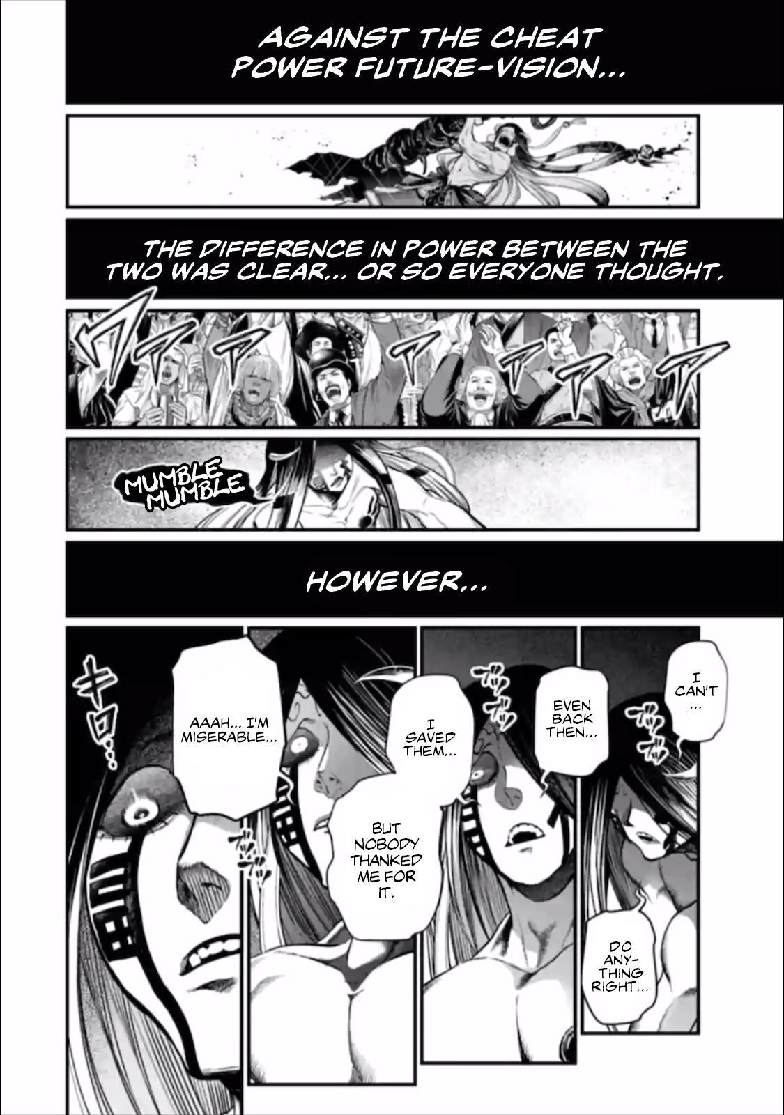 Shuumatsu no Valkyrie, Chapter 46 image 033