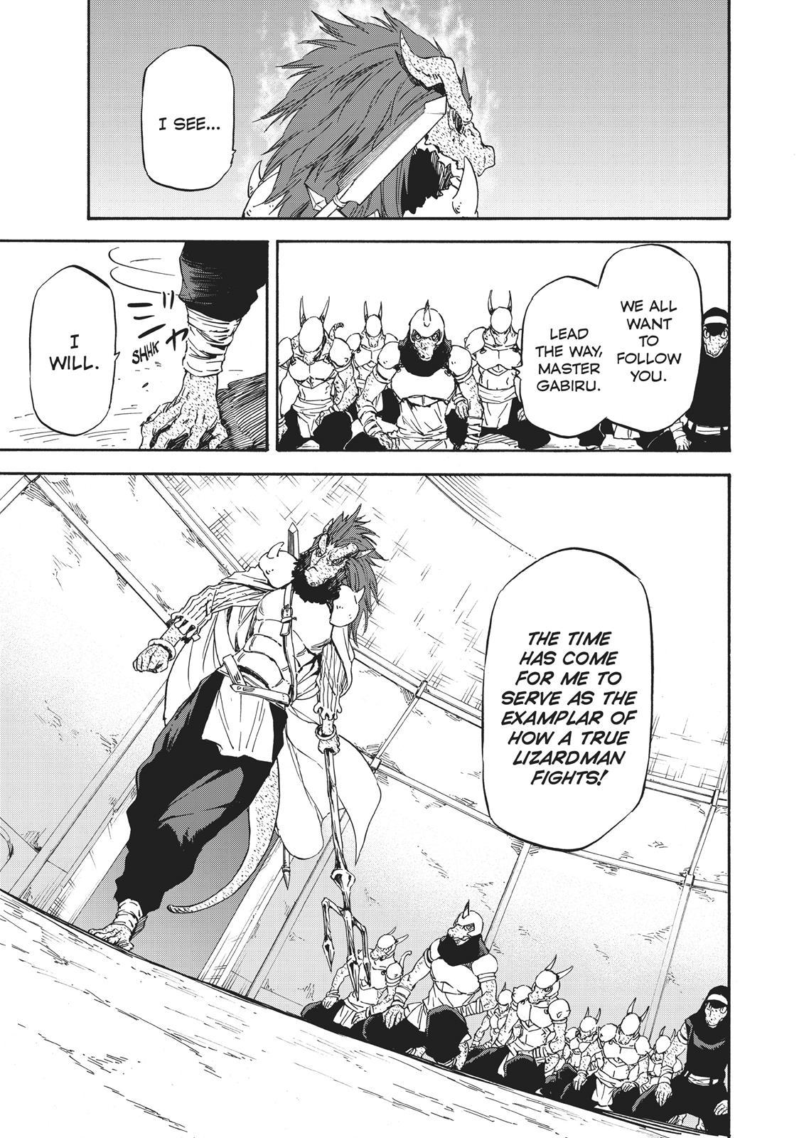 Tensei shitara Slime Datta Ken, Chapter 19 image 023