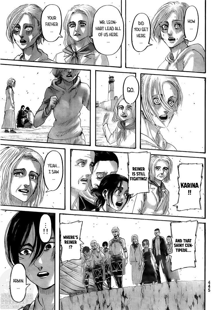 Attack On Titan, Chapter 138 image 008