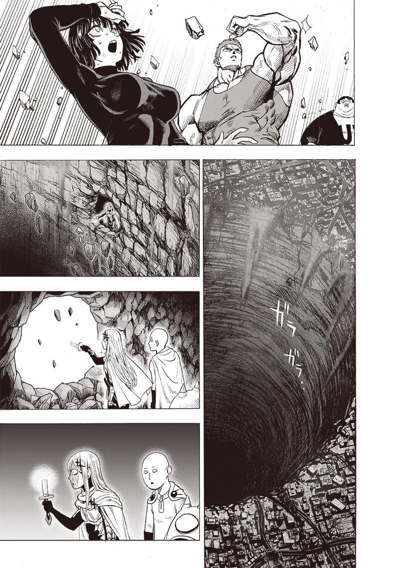One-Punch Man, Chapter 138 image 033