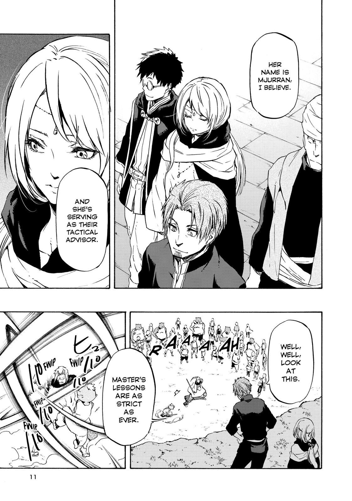 Tensei shitara Slime Datta Ken, Chapter 53 image 012