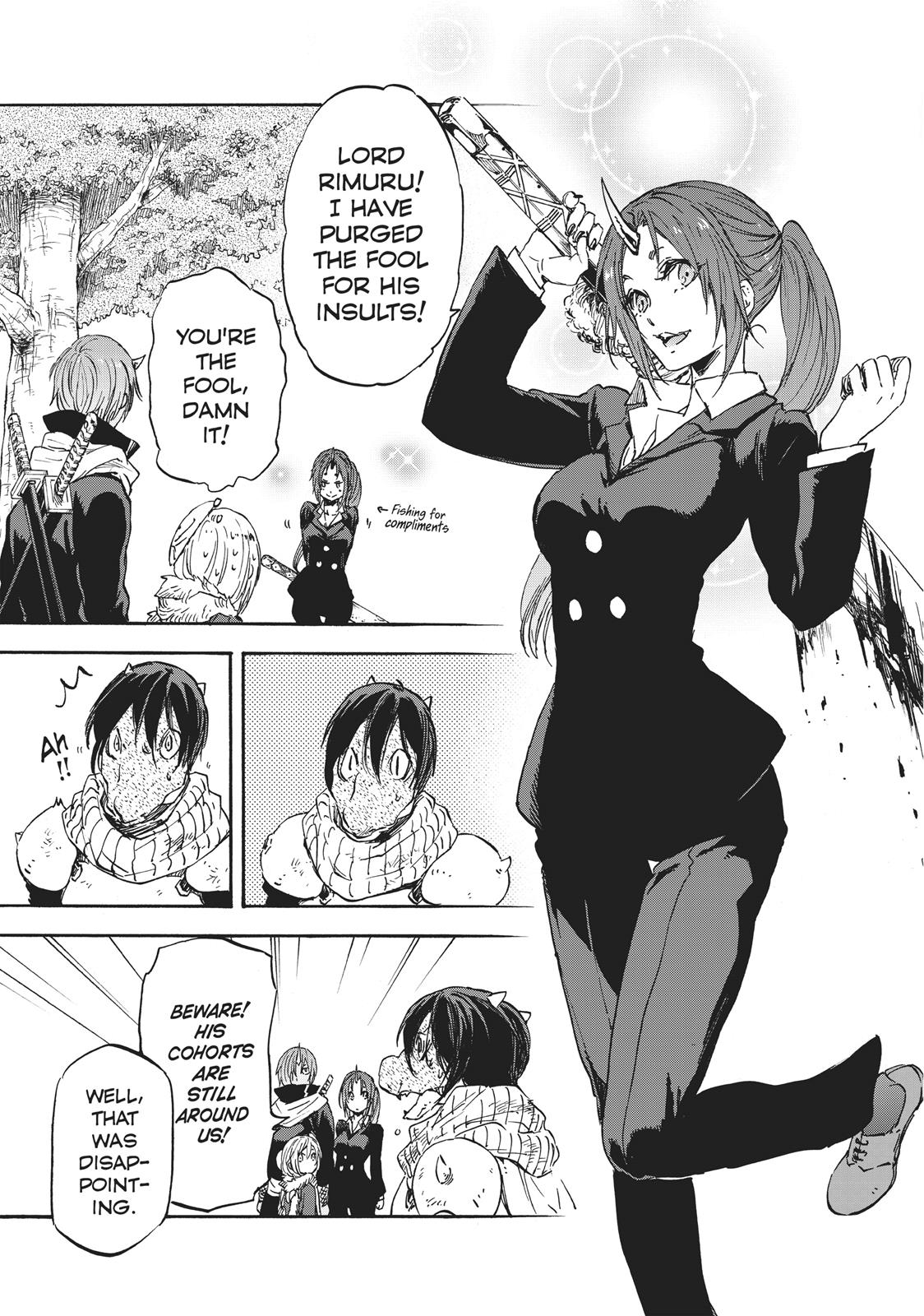 Tensei shitara Slime Datta Ken, Chapter 20 image 026