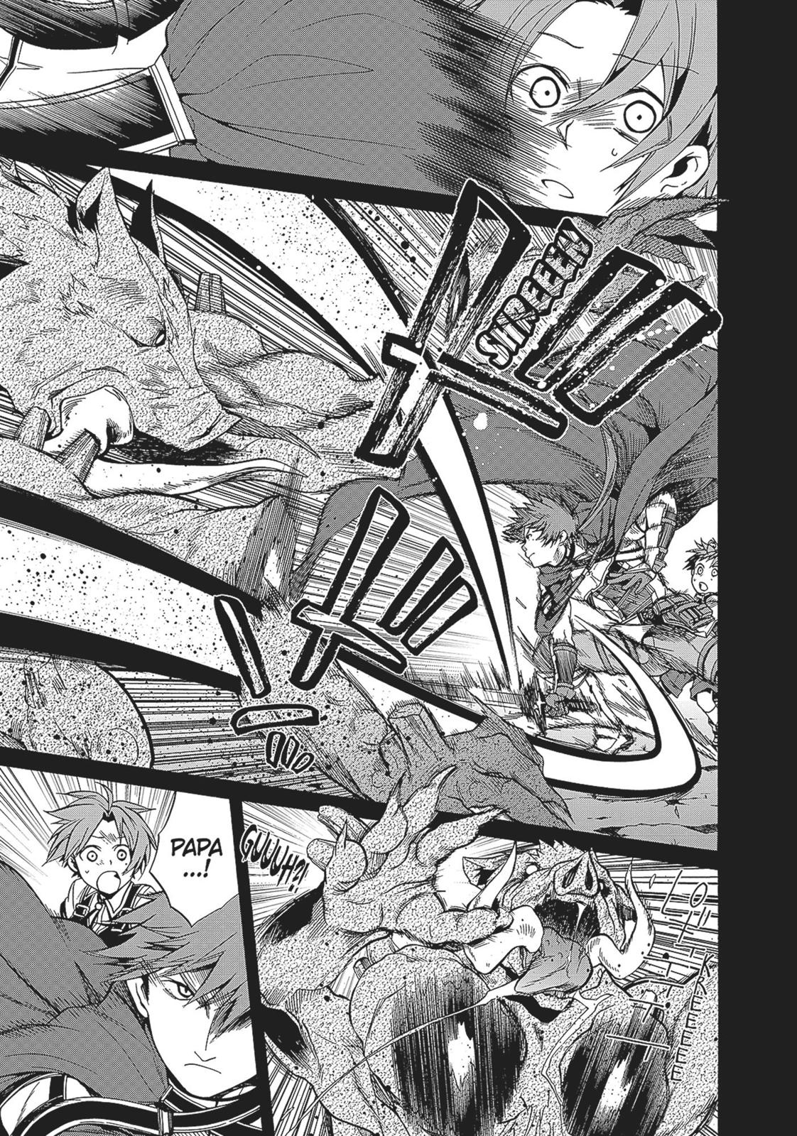 Mushoku Tensei, Chapter 6 image 012