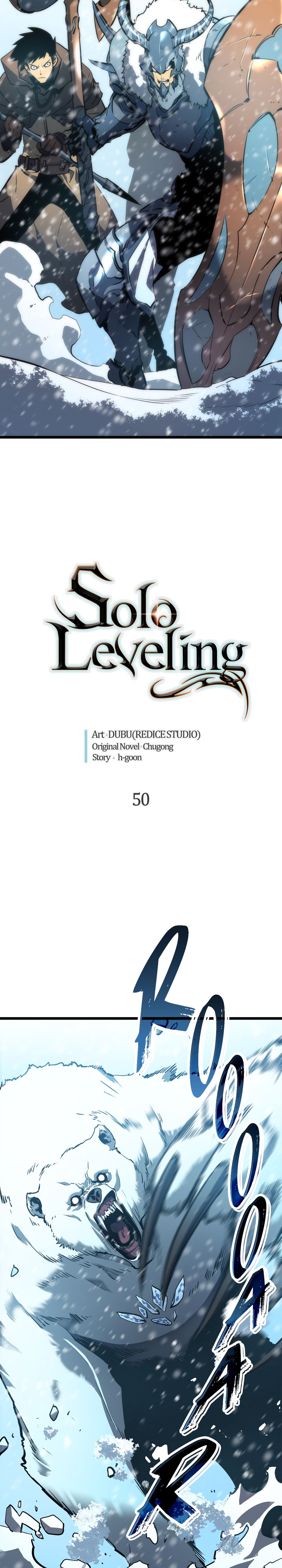 Solo Leveling, Chapter 50 image 002