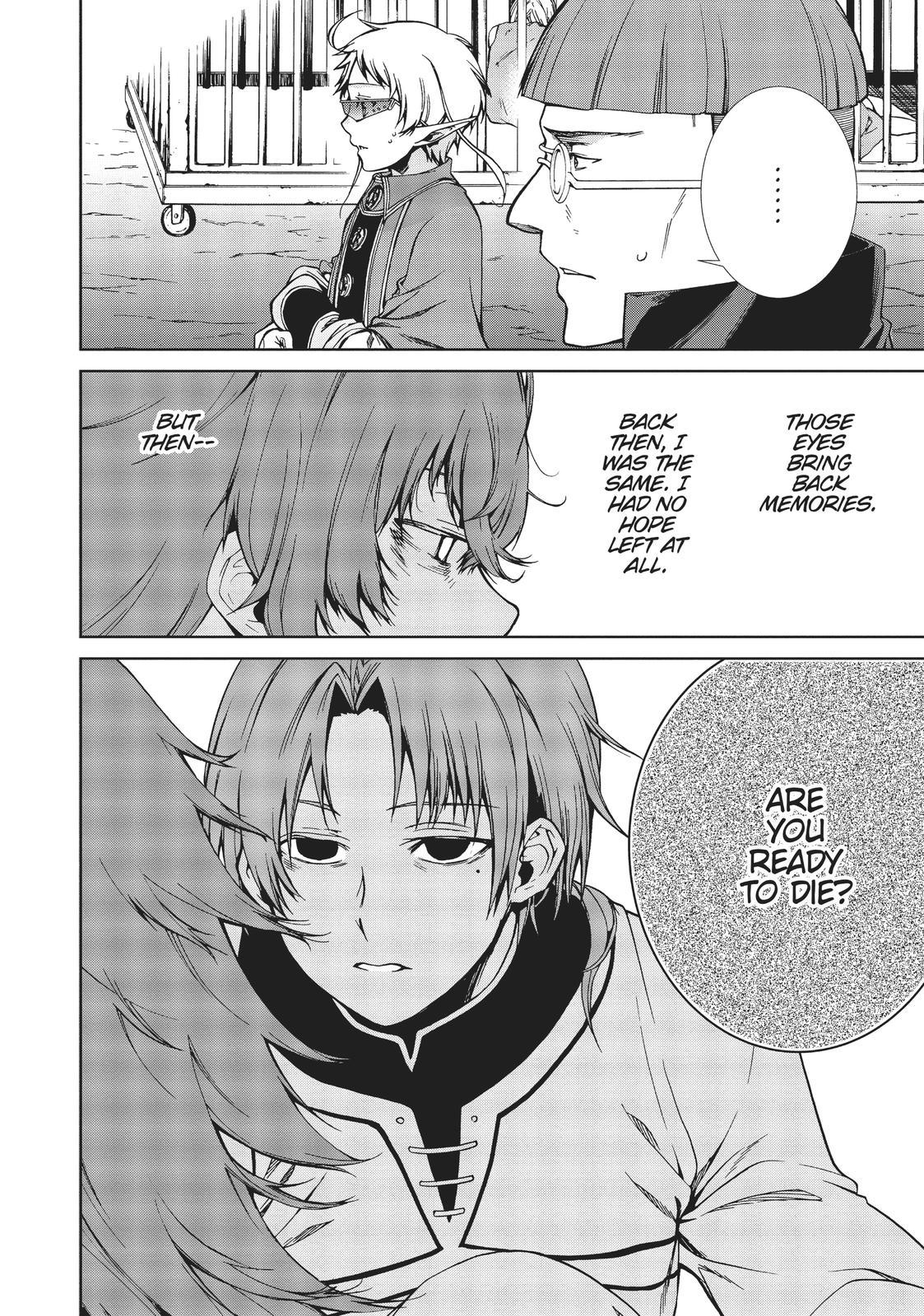 Mushoku Tensei, Chapter 58 image 034