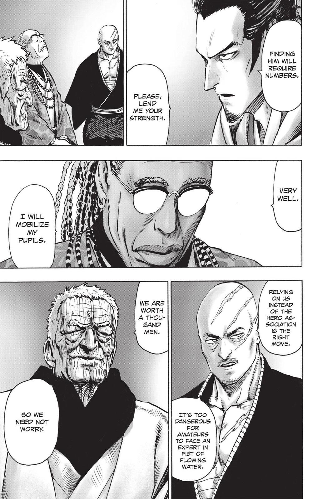 One-Punch Man, Chapter 69 image 011
