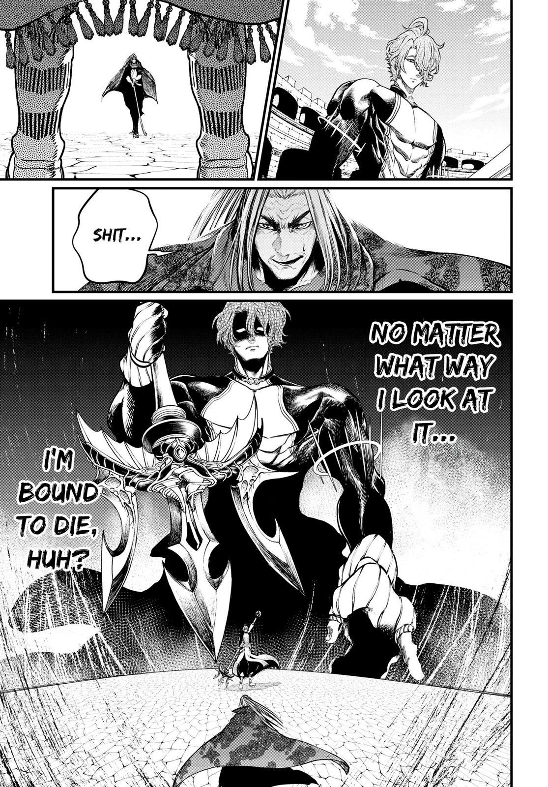 Shuumatsu no Valkyrie, Chapter 15 image 011