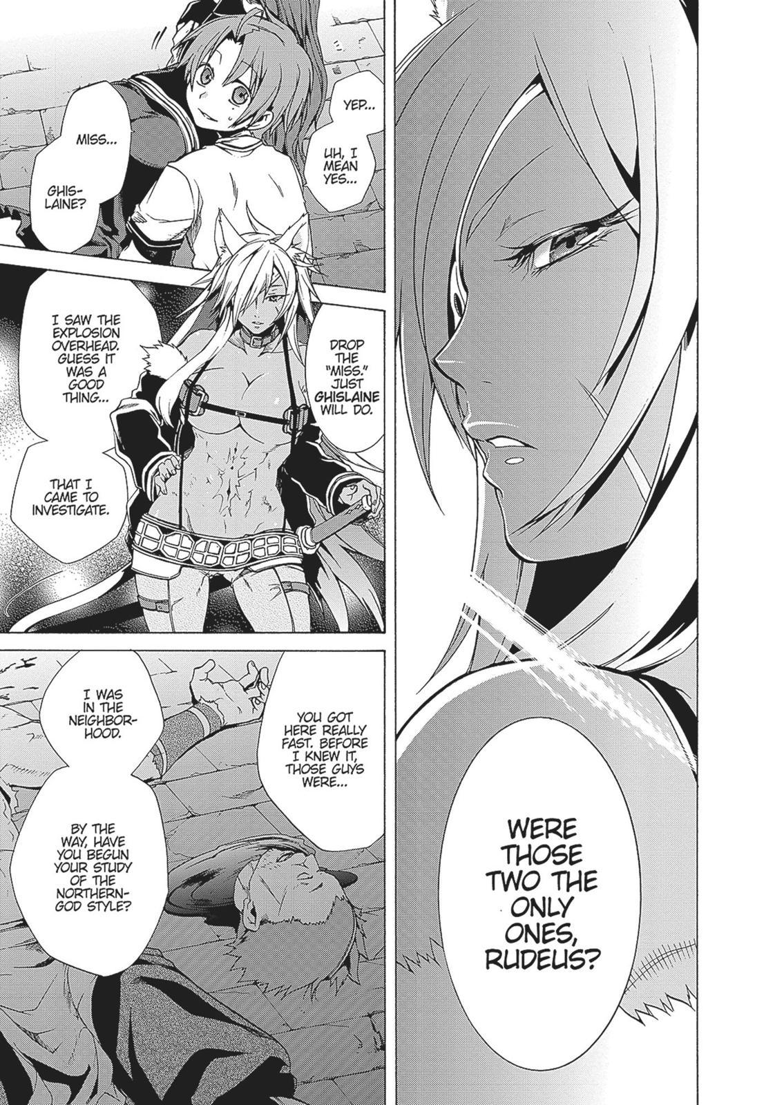 Mushoku Tensei, Chapter 8 image 018