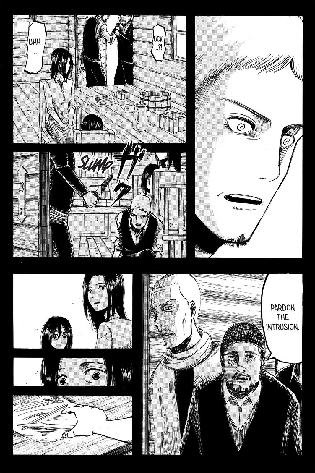 Attack On Titan, Episode 6 image 006