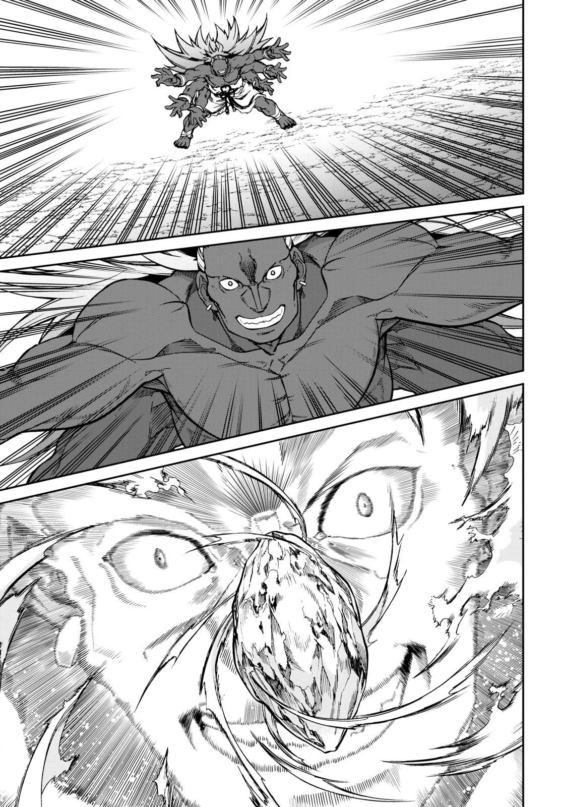 Mushoku Tensei, Chapter 66 image 016