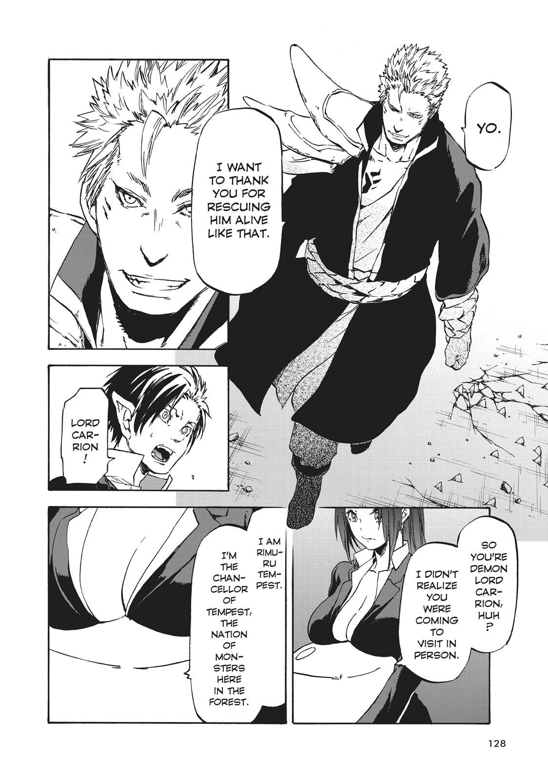 Tensei shitara Slime Datta Ken, Chapter 39 image 012