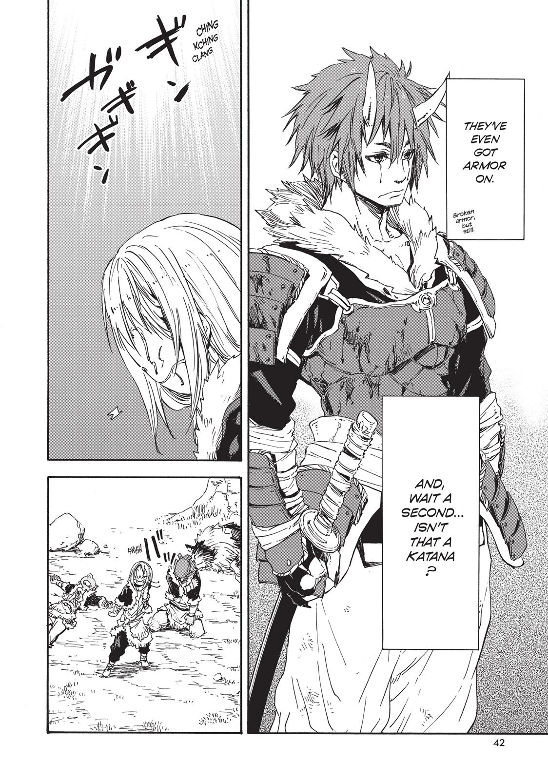 Tensei shitara Slime Datta Ken, Chapter 13 image 004
