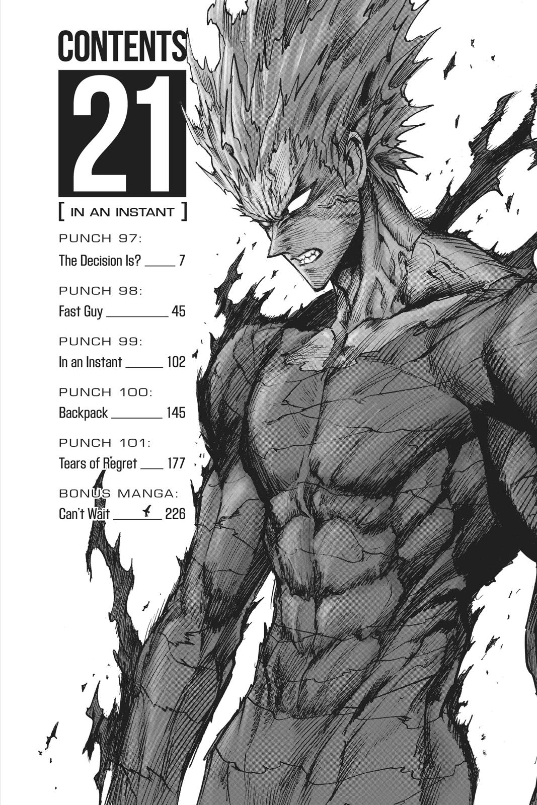 One-Punch Man, Chapter 97 image 006