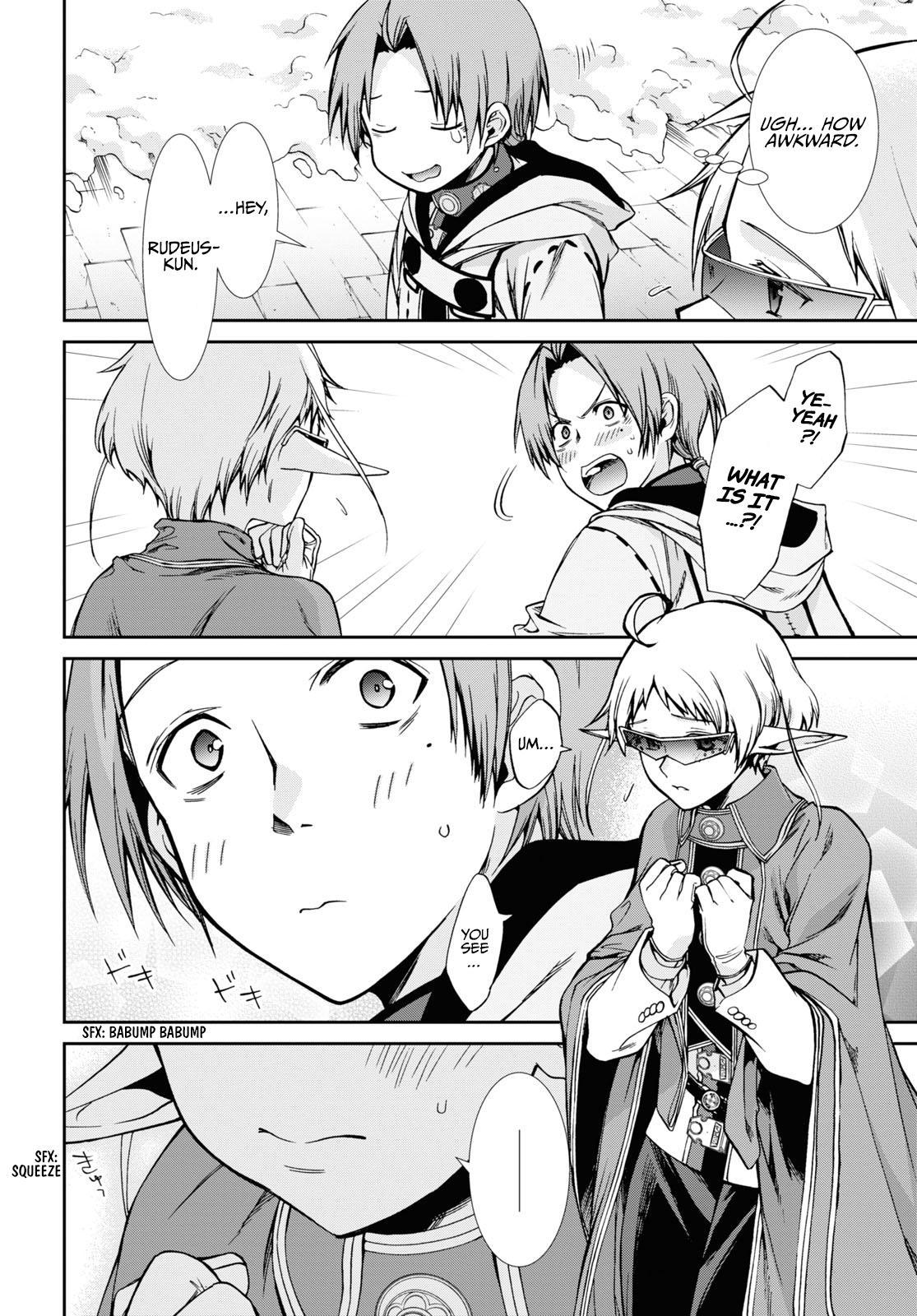 Mushoku Tensei, Chapter 72 image 011