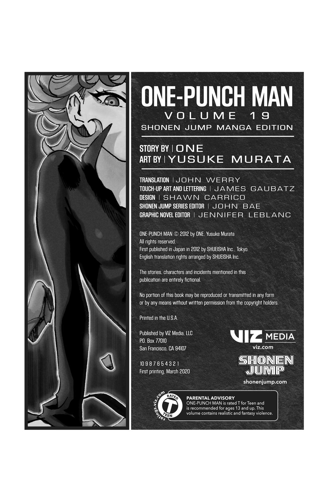 One-Punch Man, Chapter 94 image 075