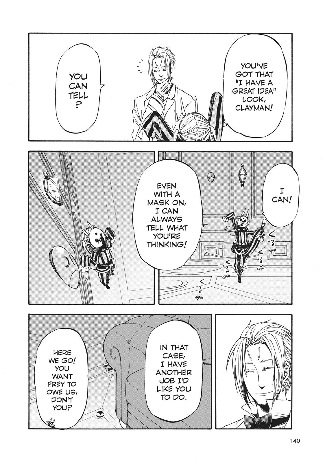 Tensei shitara Slime Datta Ken, Chapter 35 image 032