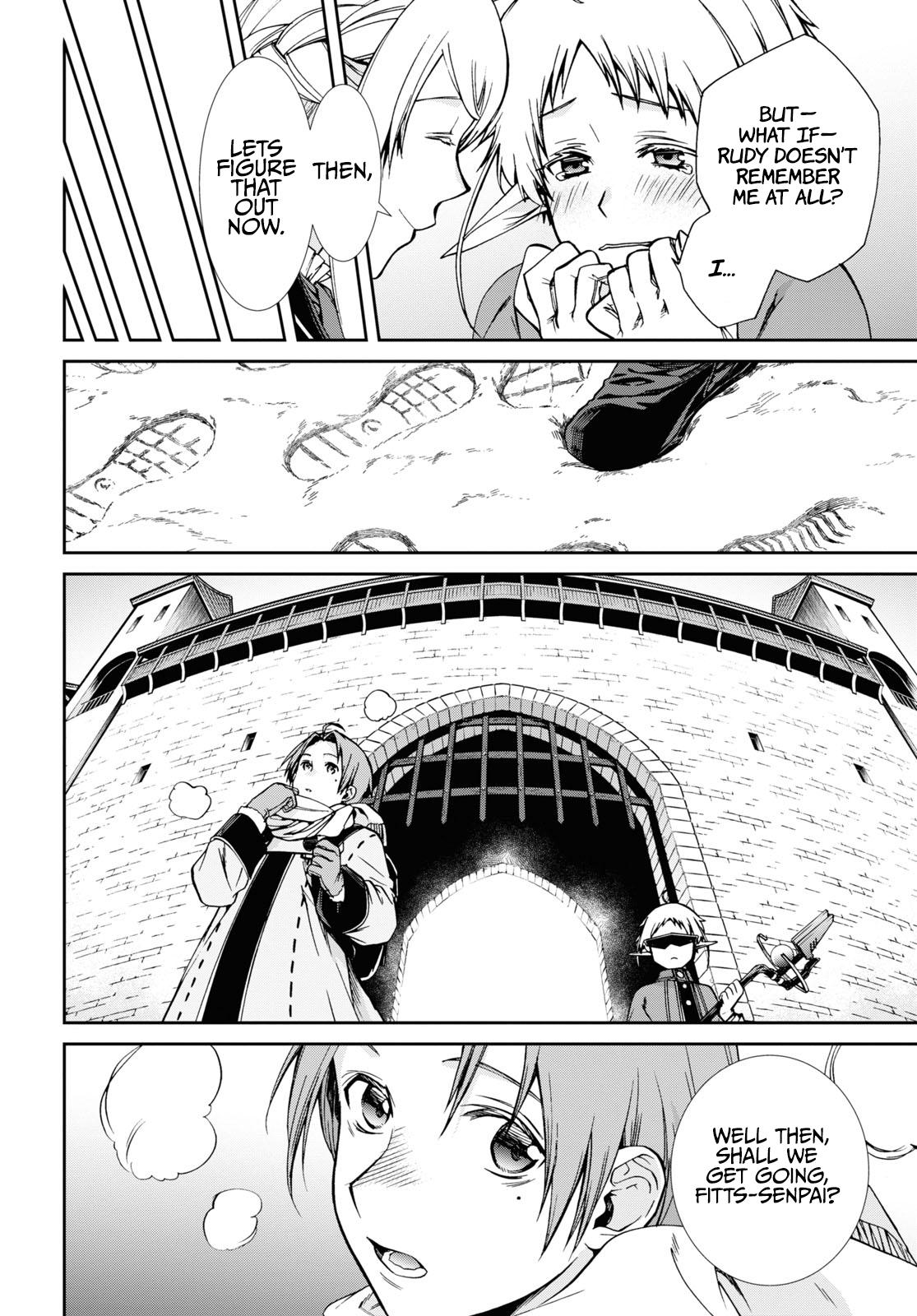 Mushoku Tensei, Chapter 72 image 021