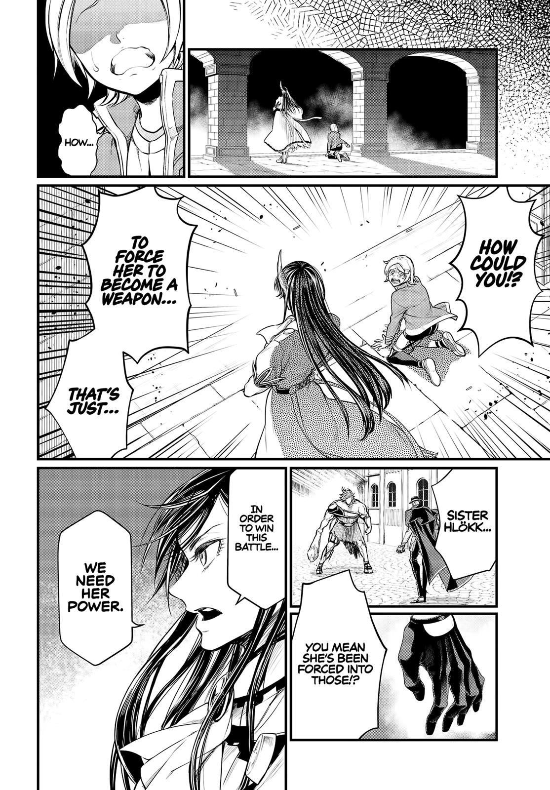 Shuumatsu no Valkyrie, Chapter 26 image 027