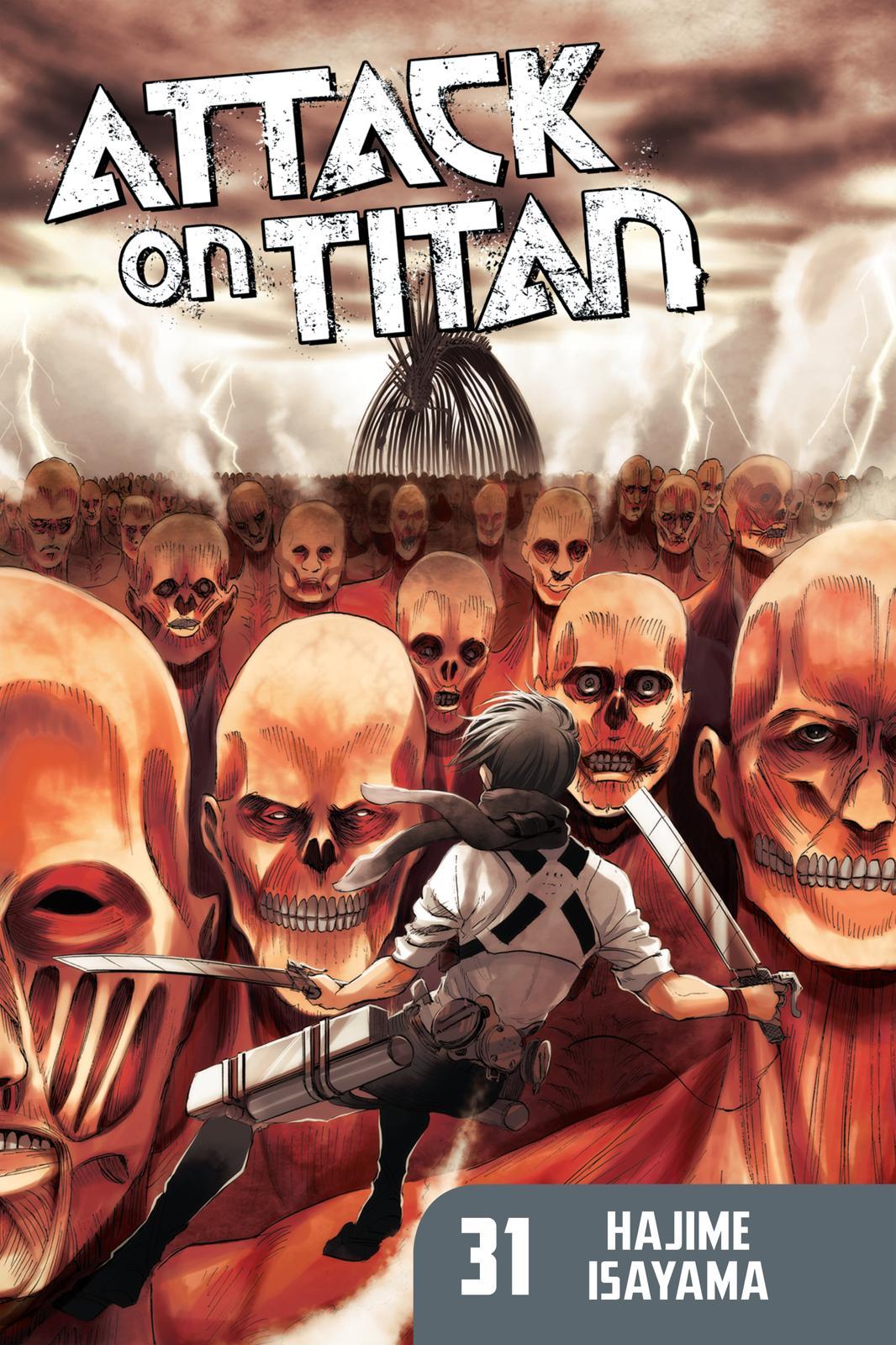 Attack On Titan, Episode 123 image 001