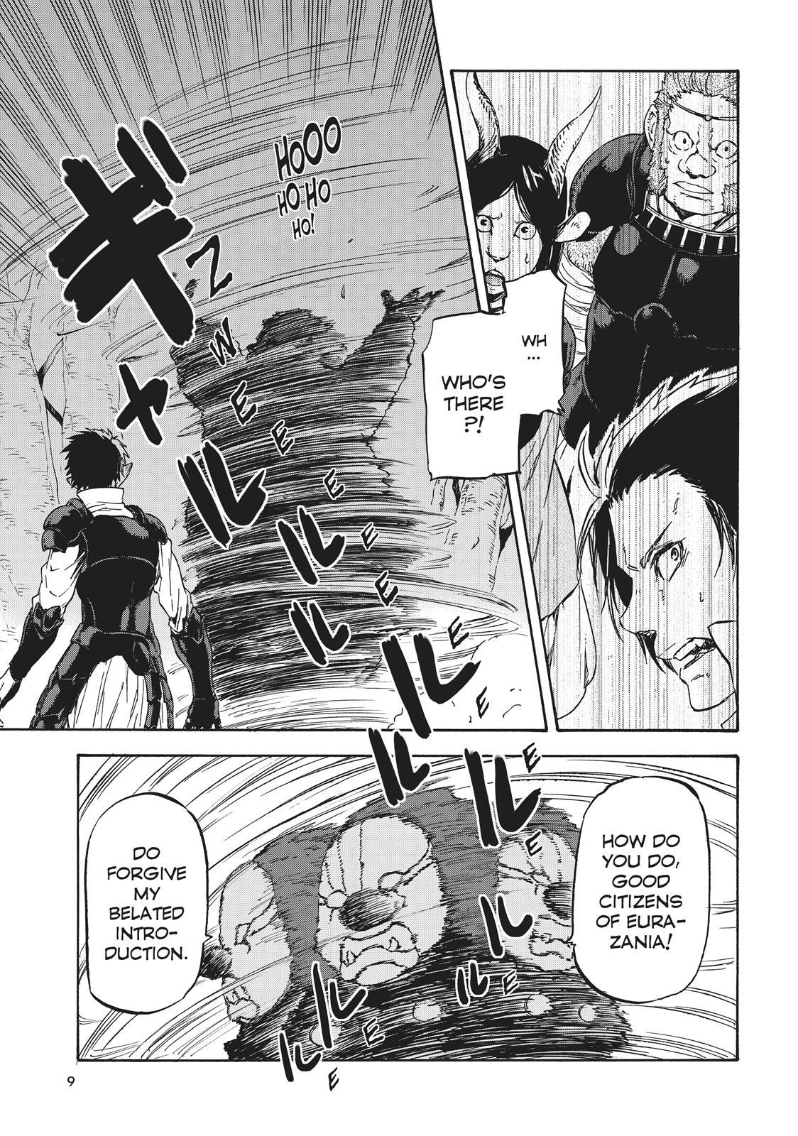 Tensei shitara Slime Datta Ken, Chapter 36 image 009