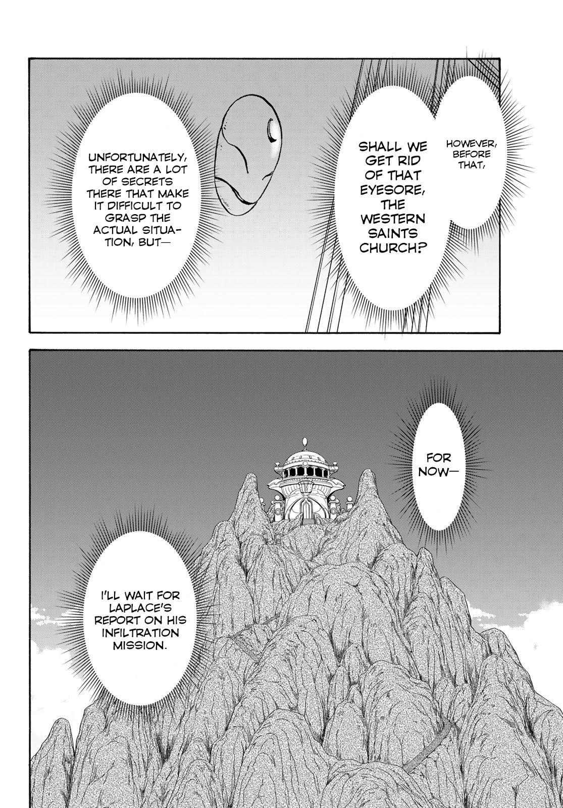 Tensei shitara Slime Datta Ken, Chapter 72 image 032