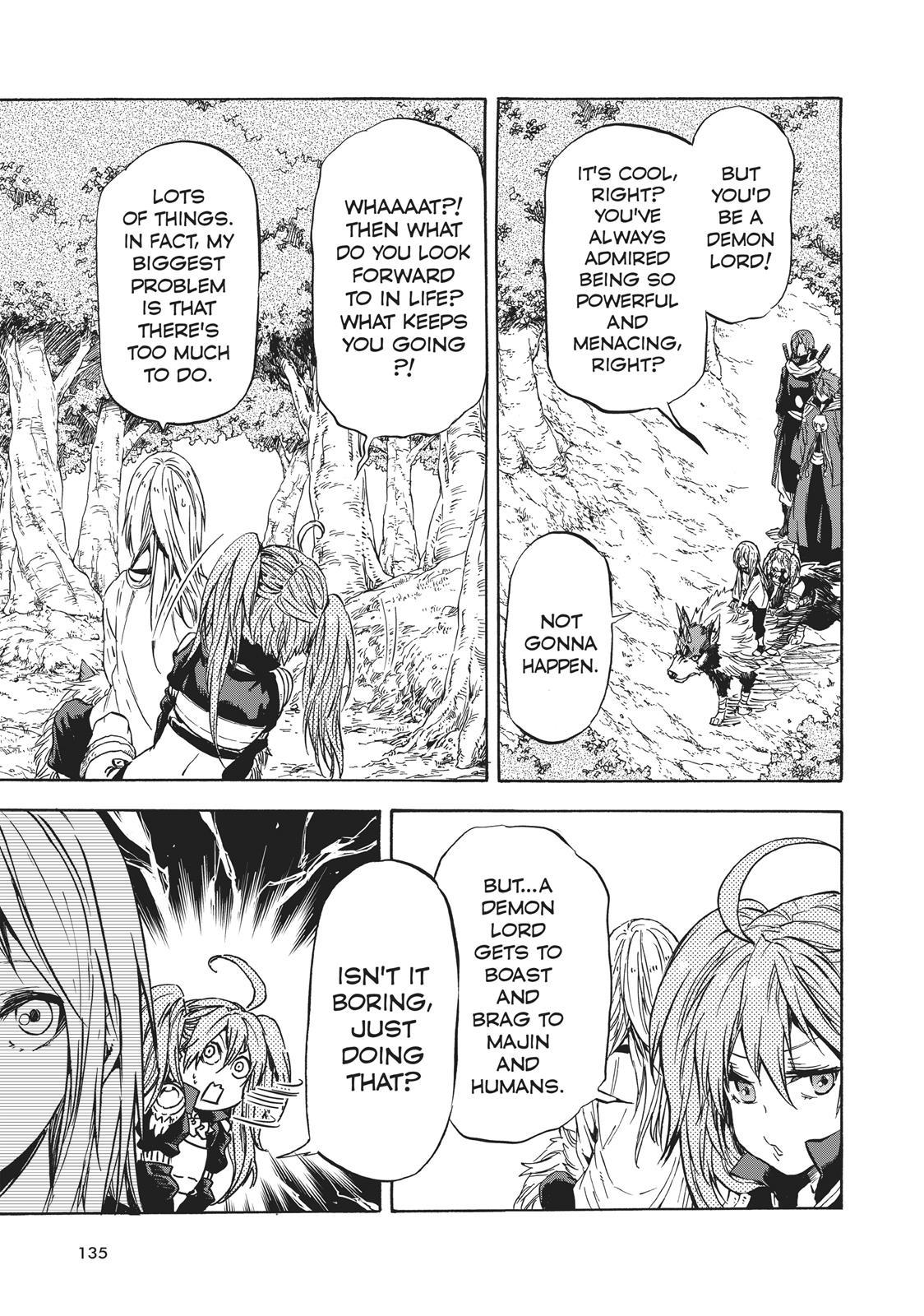Tensei shitara Slime Datta Ken, Chapter 31 image 013