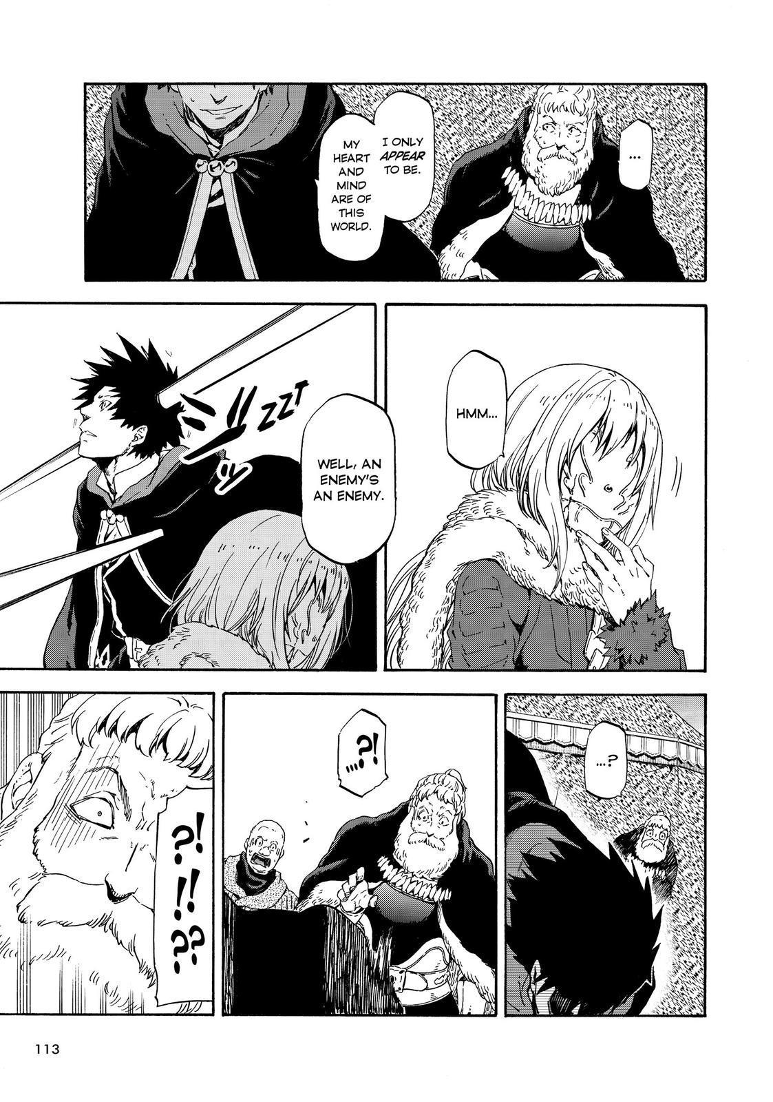 Tensei shitara Slime Datta Ken, Chapter 66 image 014