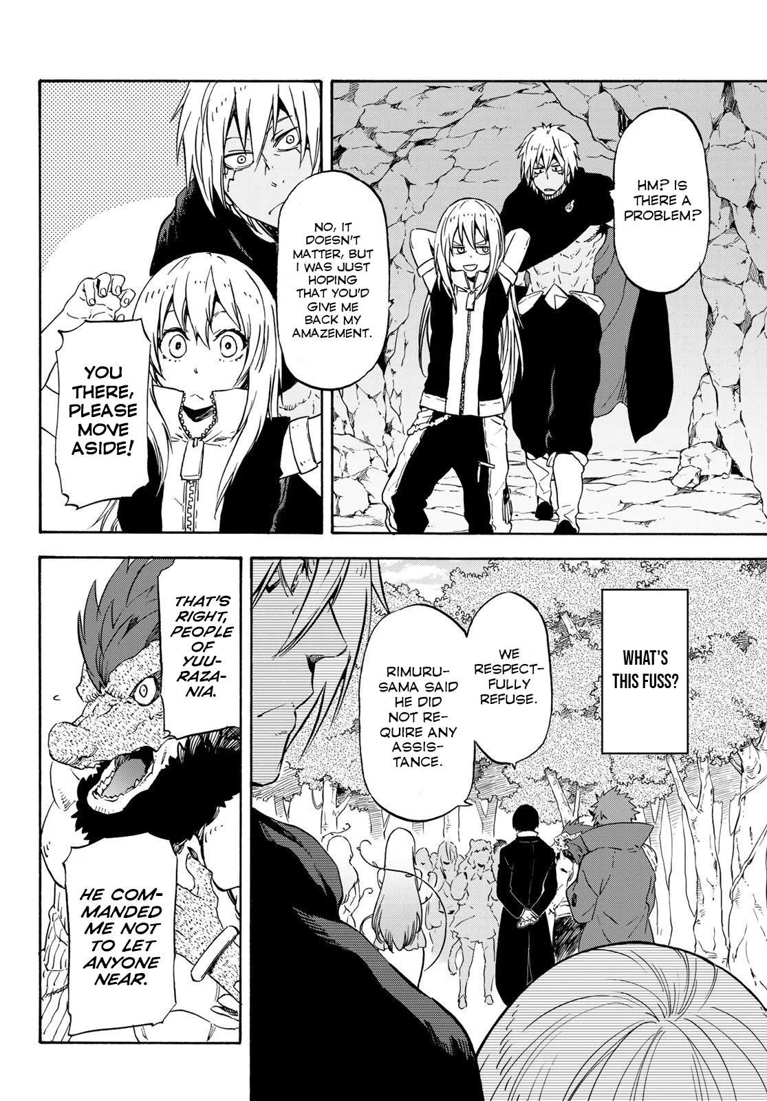 Tensei shitara Slime Datta Ken, Chapter 72 image 010