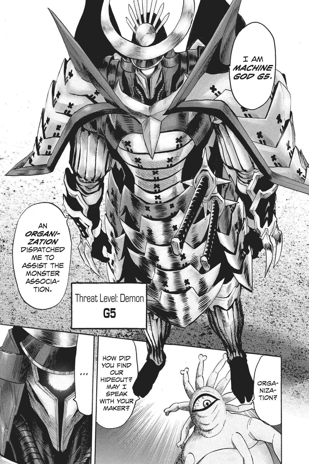 One-Punch Man, Chapter 87 image 009