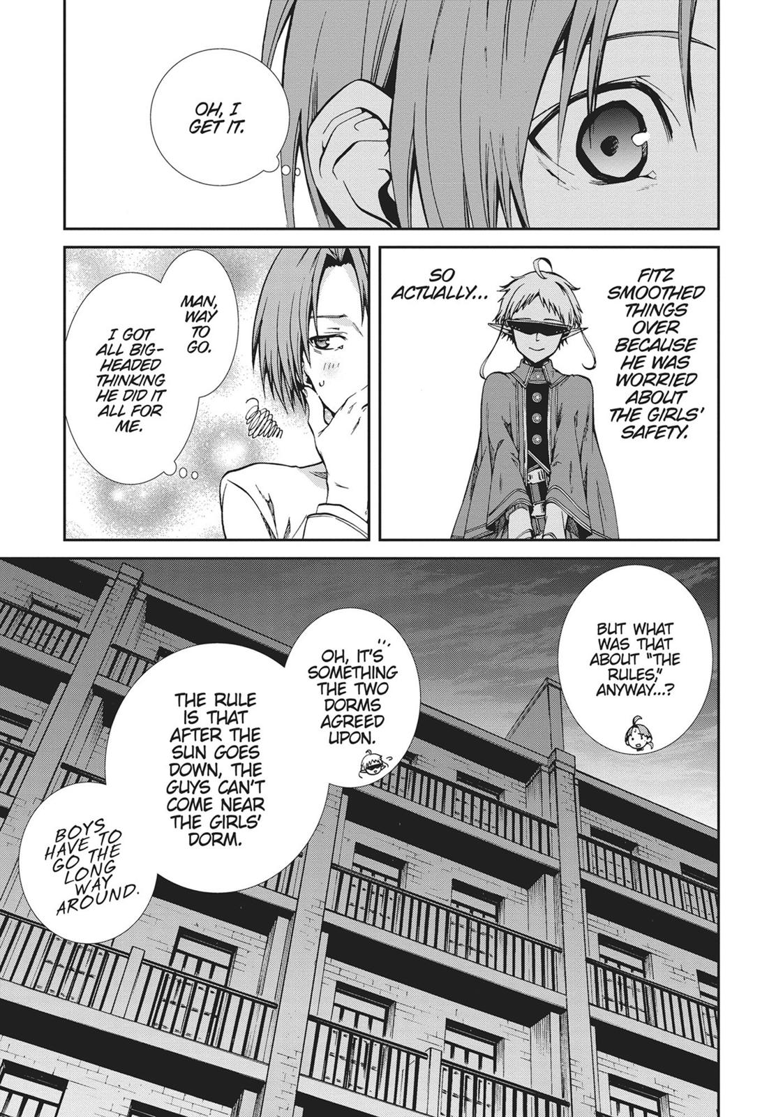 Mushoku Tensei, Chapter 56 image 011