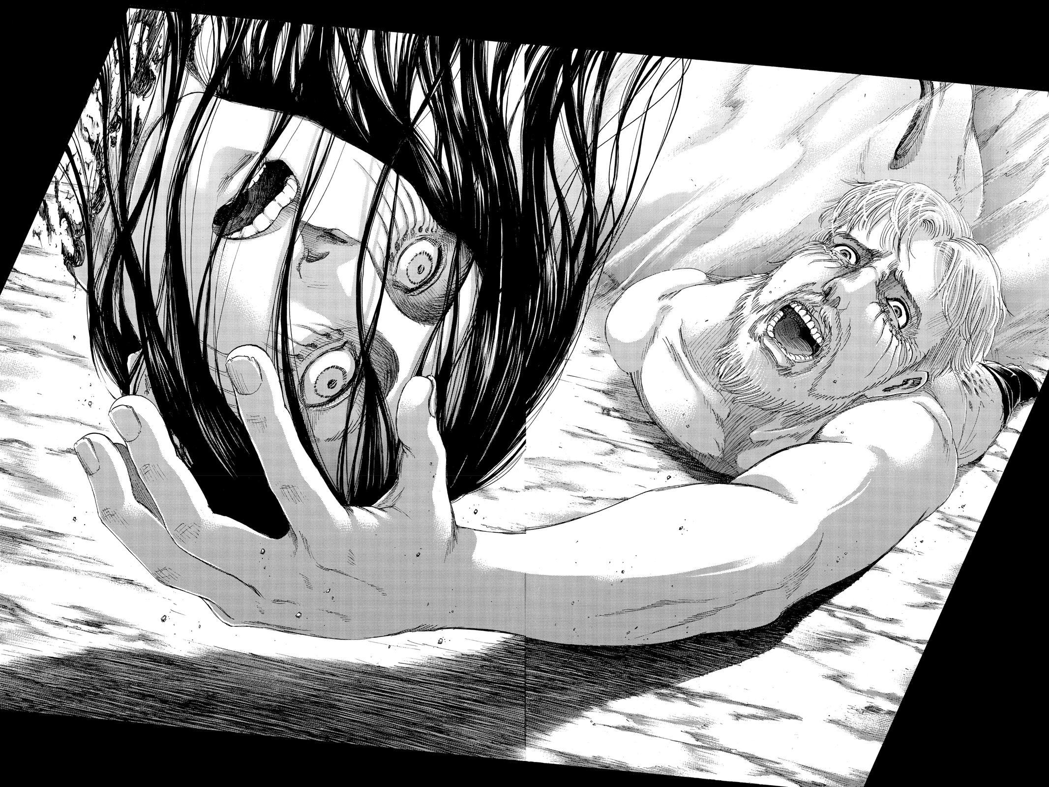 Attack On Titan, Episode 120 image 008