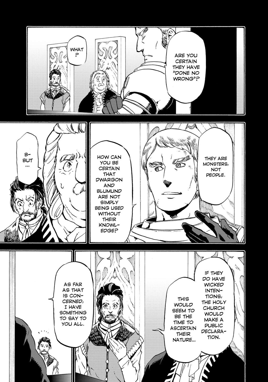 Tensei shitara Slime Datta Ken, Chapter 56 image 003