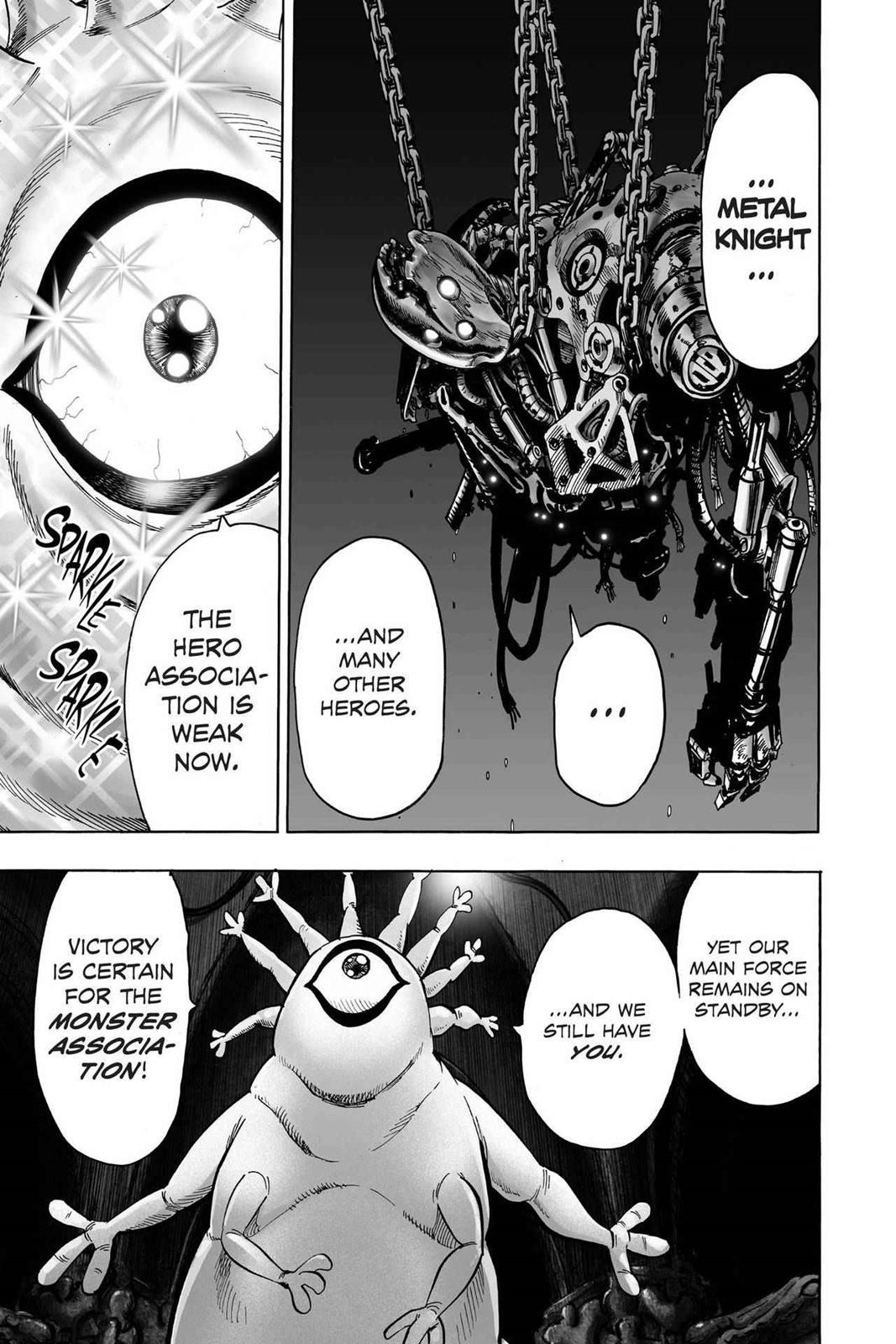 One-Punch Man, Chapter 66 image 024
