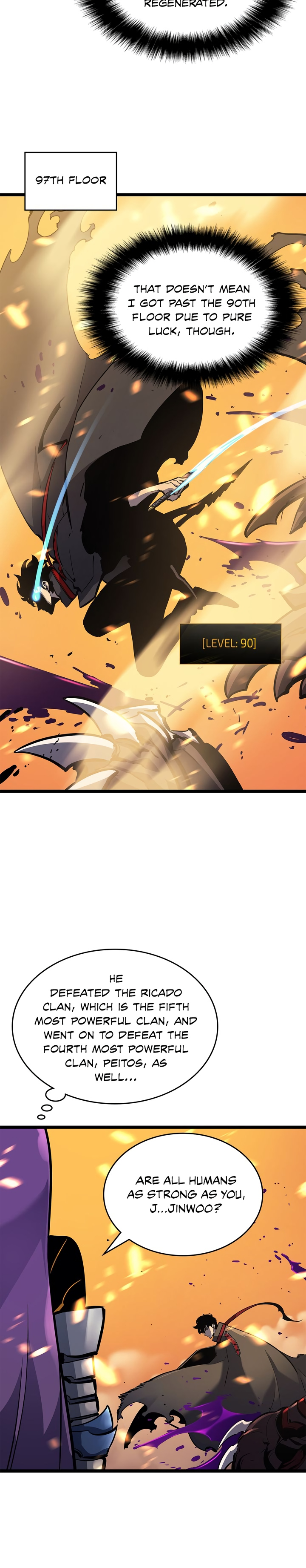 Solo Leveling, Chapter 85 image 002