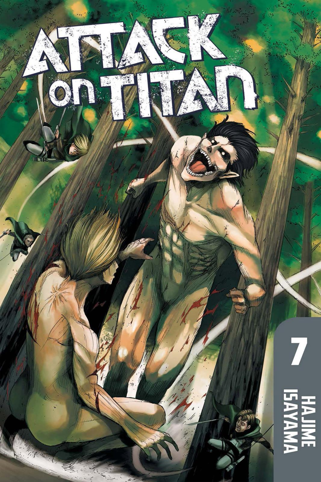 Attack On Titan, Episode 27 image 001