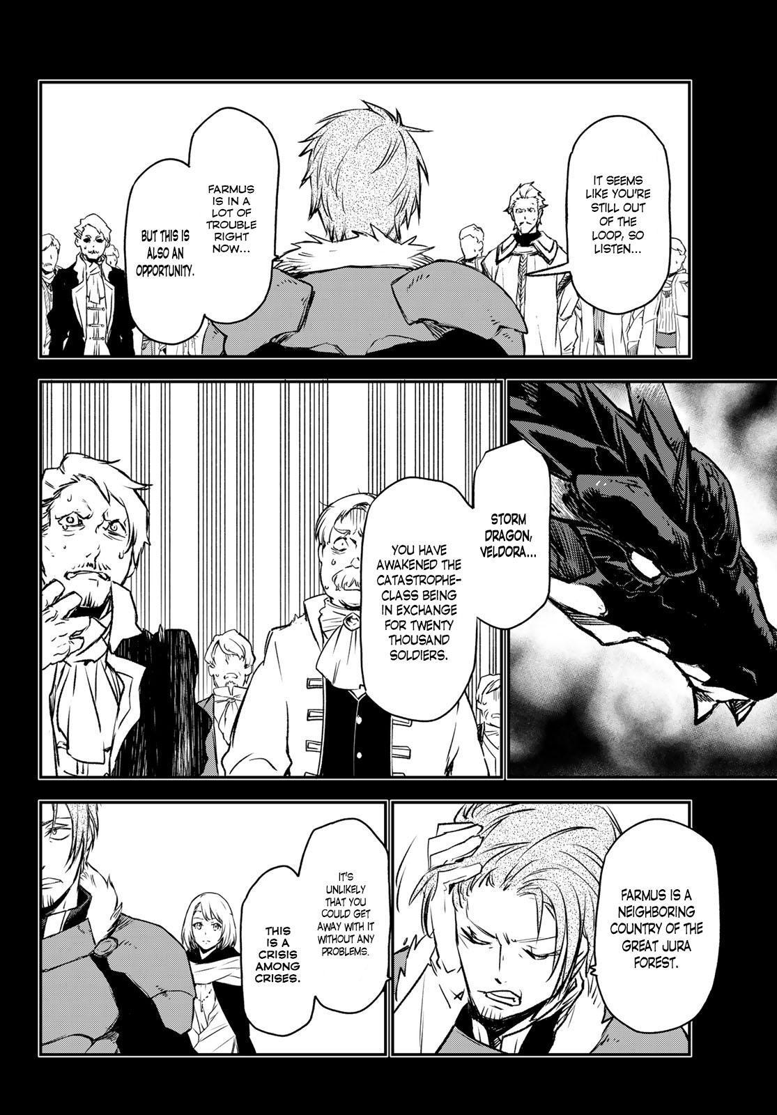 Tensei shitara Slime Datta Ken, Chapter 88 image 14