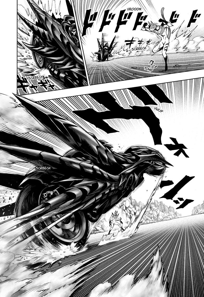 One-Punch Man, Chapter 116 image 003