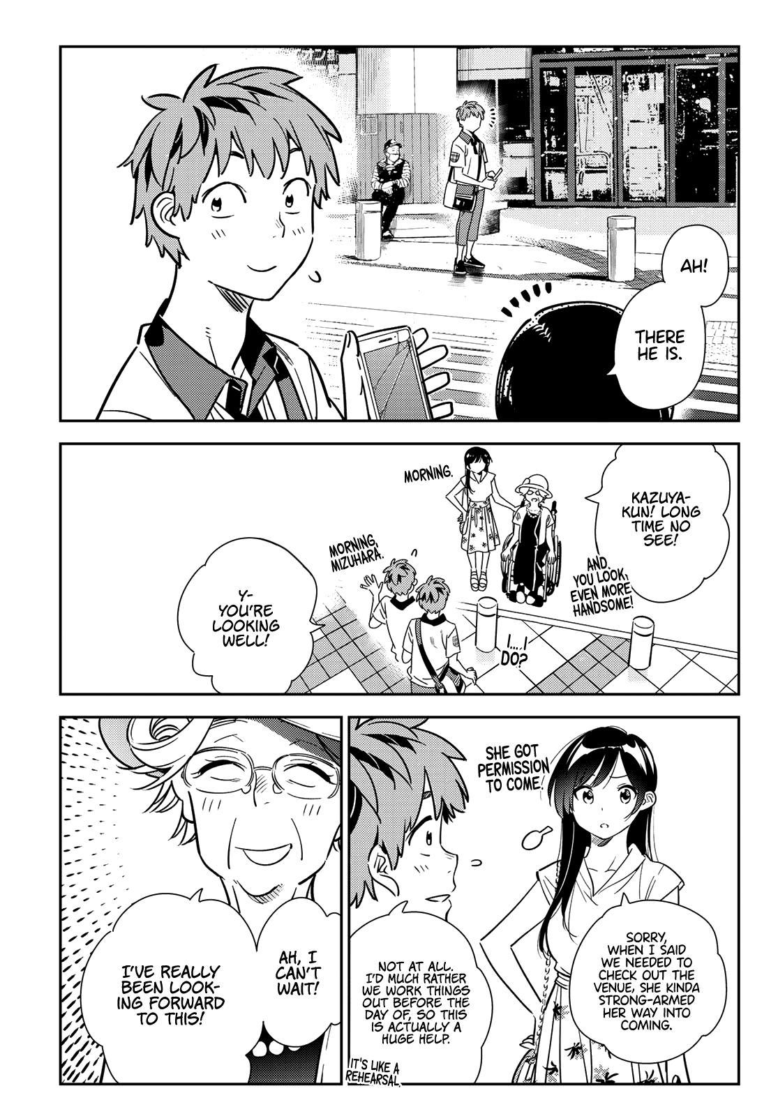 Kanojo Okarishimasu, Chapter 145 image 004