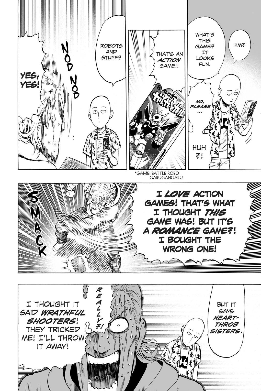 One-Punch Man, Chapter 38 image 052